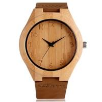 Бамбуков часовник