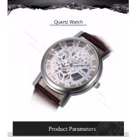 mcy kcy - прозрачен мъжки часовник