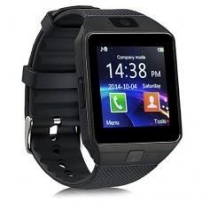 Смарт часовник DZ09 Black