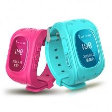 Детски смарт часовник телефон с GPS Q50 smart kids