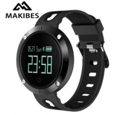 Makibes DM58 смарт гривна часовник