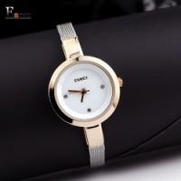 Enmex елегантен дамски часовник GOLD