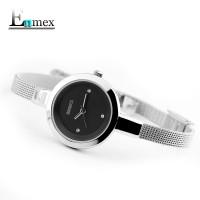 Enmex елегантен дамски часовник SILVER
